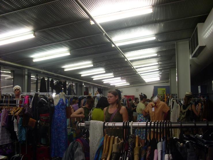 Polka Dot Vintage Market Room 1