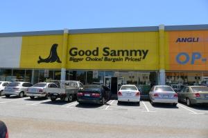 Good Sammy's Belmont