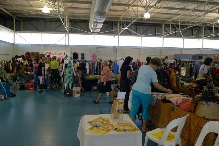 Polka Dot Market April 2011