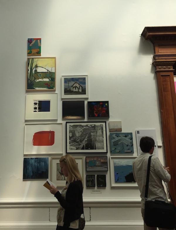 Royal Academy Summer Exhibition 2015 7
