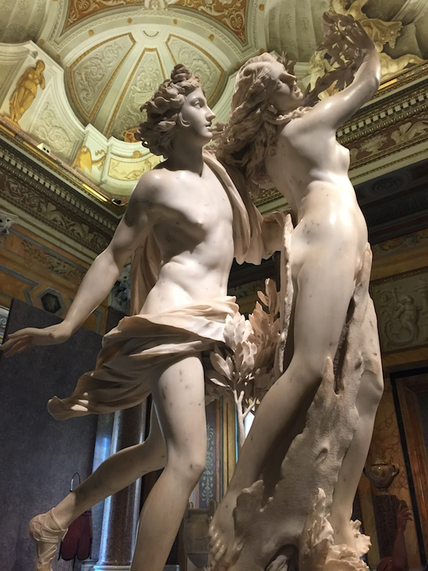 Azzedine Alaia Galleria Borghese 04