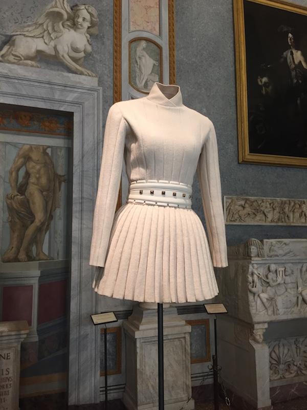 Azzedine Alaia Galleria Borghese 05