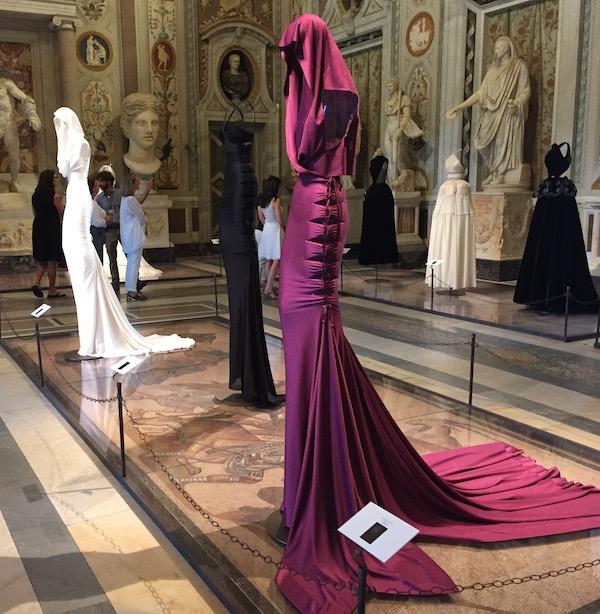 Azzedine Alaia Galleria Borghese 07