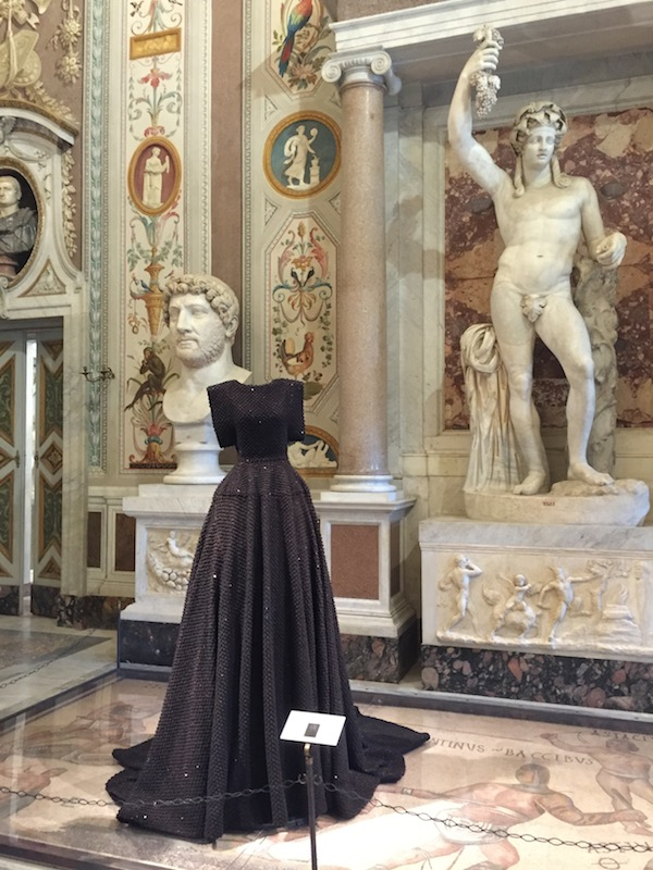 Azzedine Alaia Galleria Borghese 08
