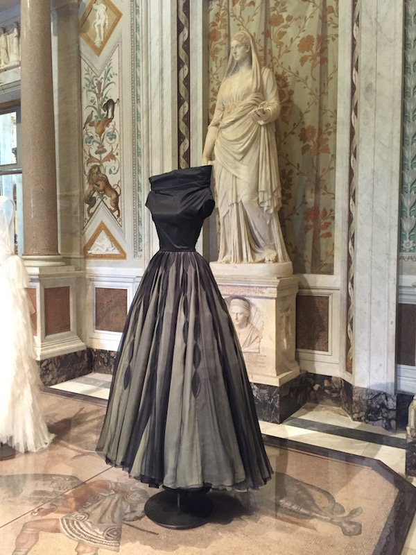 Azzedine Alaia Galleria Borghese 09