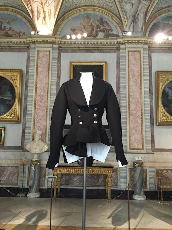 Azzedine Alaia Galleria Borghese 10 1987 jacket
