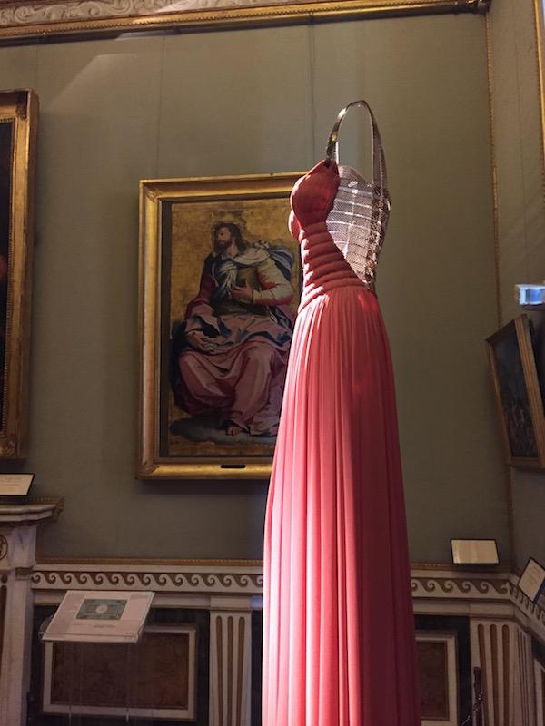 Azzedine Alaia Galleria Borghese 11