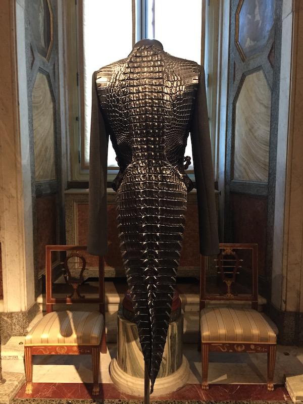Azzedine Alaia Galleria Borghese 13