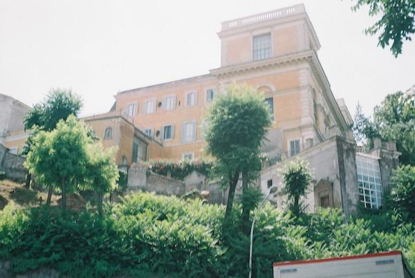 Rome Olympus Trip Film 1