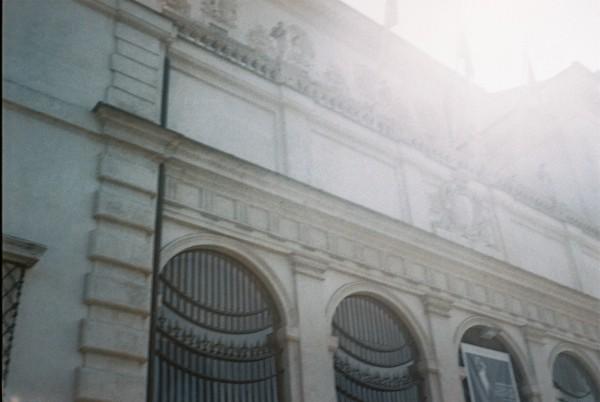 Rome Olympus Trip Film 13
