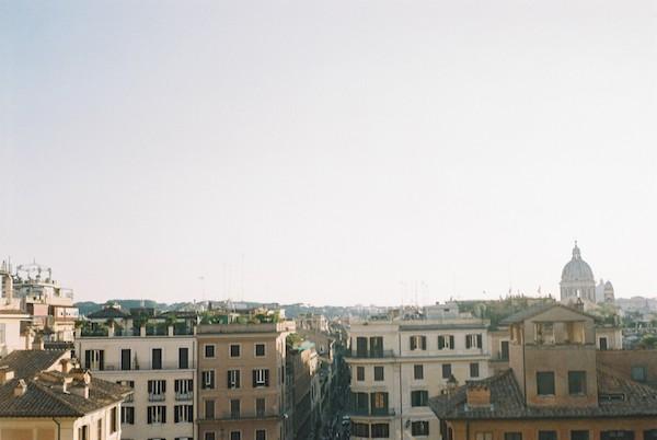 Rome Olympus Trip Film 14