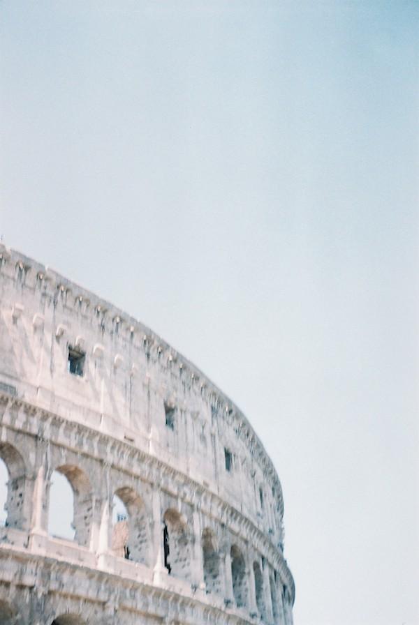 Rome Olympus Trip Film 15