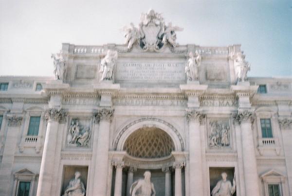 Rome Olympus Trip Film 3
