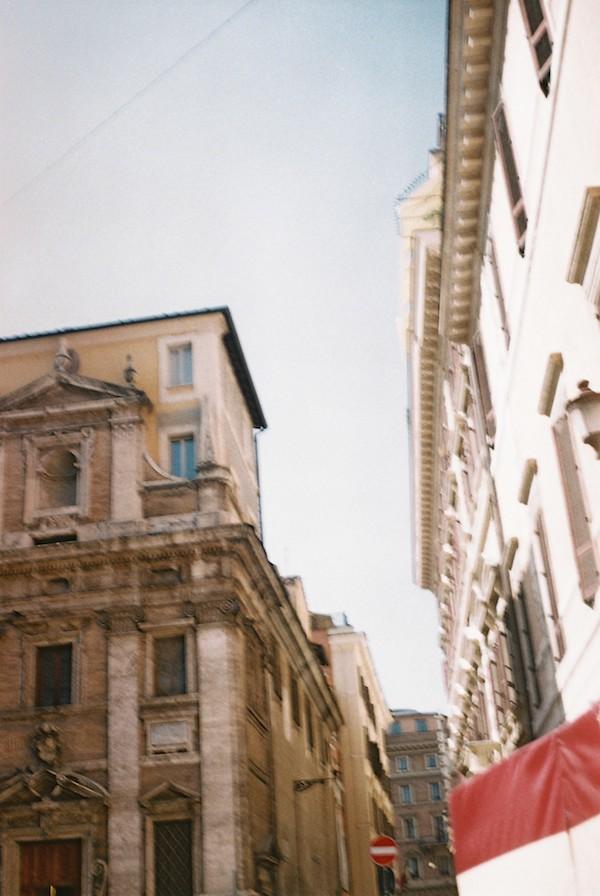 Rome Olympus Trip Film 4