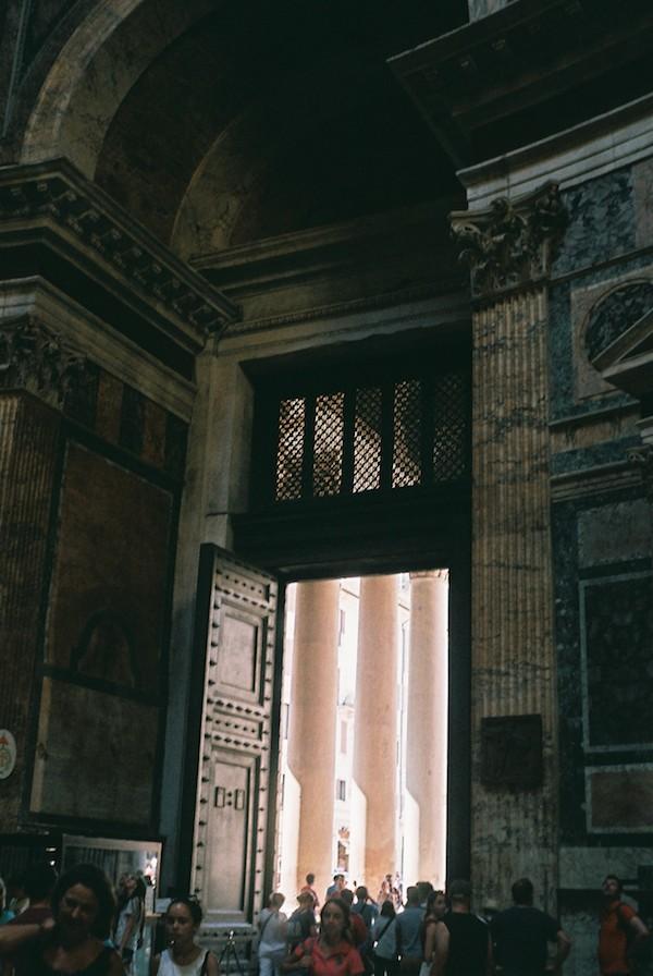 Rome Olympus Trip Film 6